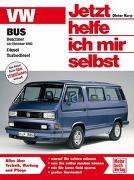 Cover-Bild zu VW Bus T3 von Korp, Dieter