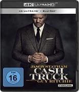 Cash Truck 4K UHD + Blu-ray von Guy Ritchie (Reg.)