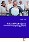Cover-Bild zu Cultural Due Diligence von Akram, Hamed