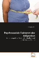 Cover-Bild zu Psychosoziale Faktoren der Adipositas von Steinmair, Elisa