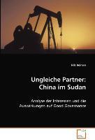 Cover-Bild zu Ungleiche Partner: China im Sudan von Reiners, Nils