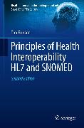 Cover-Bild zu eBook Principles of Health Interoperability HL7 and SNOMED