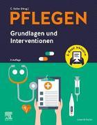 PFLEGEN Grundlagen und Interventionen + E-Book von Keller, Christine (Hrsg.)
