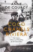 Cover-Bild zu Coco Chanels Riviera (eBook) von Courcy, Anne De