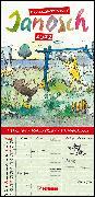 Janosch 2022 Familienplaner - Familien-Timer - Termin-Planer - Kinder-Kalender - Familien-Kalender - 22x45 von teNeues Calendars