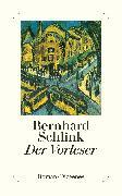 Cover-Bild zu Schlink, Bernhard: Der Vorleser