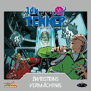 Jan Tenner Hörspiel - Der neue Superheld - Folge 16: Zweisteins Vermächtnis (Audio Download) von Hayes, Kevin