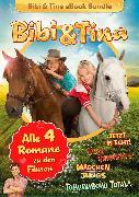 Bibi & Tina - Alle 4 Bücher zu den Kinofilmen (eBook) von Börgerding, Bettina
