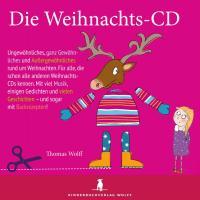 Cover-Bild zu Die Weihnachts-CD von Wolff, Thomas
