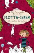 Cover-Bild zu Pantermüller, Alice: Mein Lotta-Leben (1). Alles voller Kaninchen