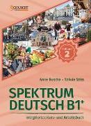 Cover-Bild zu Spektrum Deutsch B1+: Teilband 2 von Buscha, Anne