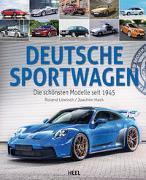 Cover-Bild zu Deutsche Sportwagen von Löwisch, Roland