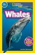 Cover-Bild zu eBook Whales (Pre-Reader) (National Geographic Readers)