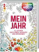 Cover-Bild zu Colorful World: Mein Jahr von Schwab, Ursula