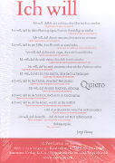 Cover-Bild zu Postkarten Ich will von Bucay, Jorge