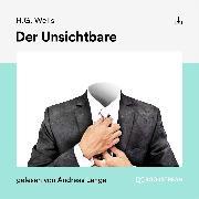 Cover-Bild zu Der Unsichtbare (Audio Download) von Wells, H. G.