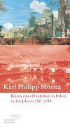 Cover-Bild zu Moritz, Karl Philipp: Reisen eines Deutschen in Italien in den Jahren 1786 bis 1788