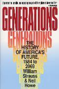 Cover-Bild zu Howe, Neil: Generations