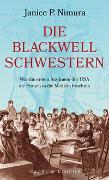 Cover-Bild zu Die Blackwell-Schwestern von Nimura, Janice P.