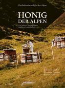 Cover-Bild zu Das kulinarische Erbe der Alpen - Honig der Alpen von Gruber, Johannes