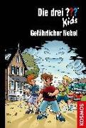 Cover-Bild zu Blanck, Ulf: Die drei ??? Kids, 80, Gefährlicher Nebel