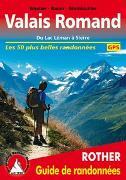 Valais Romand (Unterwallis - französische Ausgabe) von Waeber, Michael
