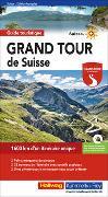 Grand Tour de Suisse Touring Guide Französisch von Baumgartner, Roland