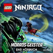 Cover-Bild zu Morros Geister (Band 02) (Audio Download) von Farshtey, Greg
