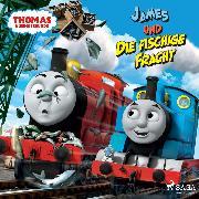Cover-Bild zu Thomas und seine Freunde - James und die fischige Fracht & Hiro und die widerspenstigen Waggons (Audio Download) von Mattel