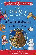 Cover-Bild zu Der Grüffelo und seine Freunde. Adventskalender mit 24 Minibüchern von Scheffler, Axel
