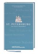Cover-Bild zu St. Petersburg. Eine Stadt in Biographien von Gerberding, Eva