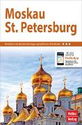 Cover-Bild zu Nelles Guide Reiseführer Moskau - St. Petersburg von Nelles Verlag (Hrsg.)