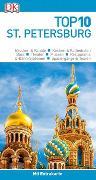 Cover-Bild zu Top 10 Reiseführer St. Petersburg