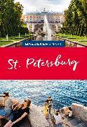 Cover-Bild zu Baedeker SMART Reiseführer St. Petersburg von Deeg, Lothar