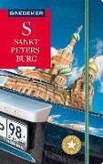 Cover-Bild zu St. Petersburg von Borowski, Birgit