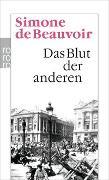 Cover-Bild zu Beauvoir, Simone de: Das Blut der anderen