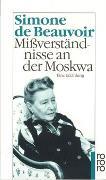 Cover-Bild zu Beauvoir, Simone de: Mißverständnisse an der Moskwa