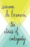 Cover-Bild zu de Beauvoir, Simone: The Ethics of Ambiguity