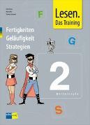 Lesen. Das Training 2 (Mittelstufe) von Kruse, Gerd