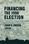 Cover-Bild zu Green, John Clifford: Financing the 1996 Election (eBook)