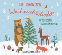 Cover-Bild zu Die schönsten Weihnachtslieder von Vahle, Fredrik