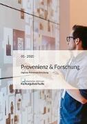 Cover-Bild zu Provenienz & Forschung Heft 1/2020