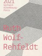 Cover-Bild zu Ruth Wolf-Rehfeldt von Krischke, Roland (Hrsg.)