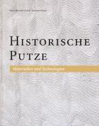 Cover-Bild zu Historische Putze von Gasch, Hans Albrecht