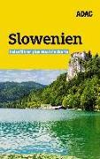Cover-Bild zu ADAC Reiseführer plus Slowenien von Wengert, Veronika