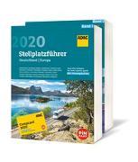 Cover-Bild zu ADAC Stellplatzführer 2020