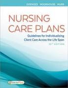 Cover-Bild zu Doenges, Marilynn E.: Nursing Care Plans