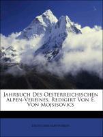 Cover-Bild zu Jahrbuch des Oesterreichischen Alpen-Vereines, Redigirt von E. von Mojsisovics, Vierter Band