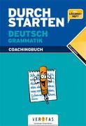 Cover-Bild zu Durchstarten Deutsch Grammatik von Ebner, Helga