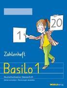 Basilo 1 - Zahlenheft von INGOLDVerlag (Hrsg.)